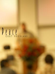 Peace-CoG7