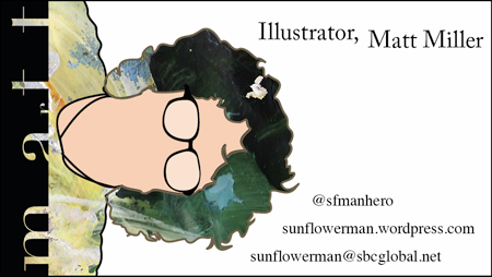 Business Card... now with text